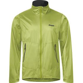 Bergans M's Fløyen Jacket Sprout Green/Solid Dark Grey